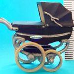 Miniatuur Silver Cross/Wilson<br /> Prijs: € 35,00 incl. verzending NL